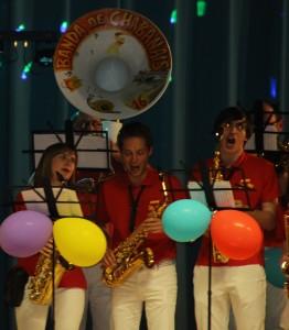Groupe Sax scène
